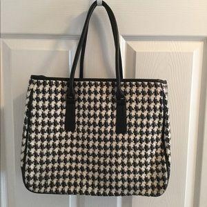 Handbags - Tweed Tote Bag
